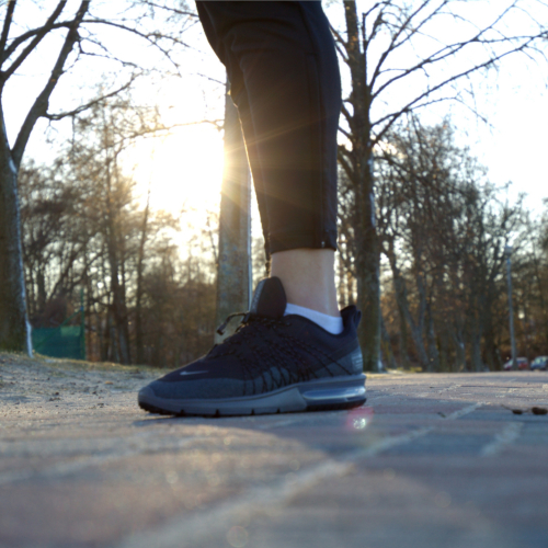 BUTY MĘSKIE DO BIEGANIA NIKE AIR MAX SEQUENT 4 SHIELD
