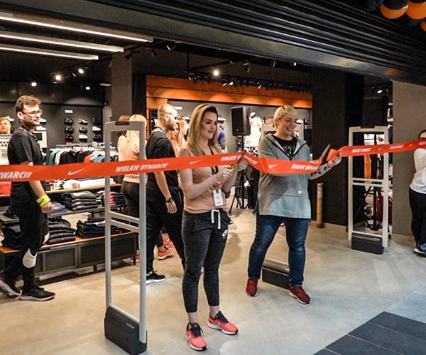 Salon stacjonarny Nike Zielona Góra Galeria Focus Mall