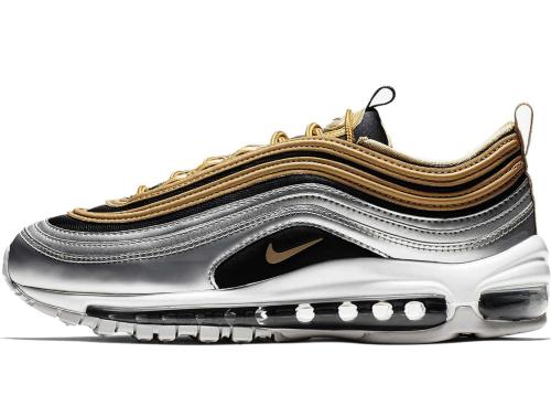 Damskie Nike Air Max 97 w metalicznej odsłonie! • Blog