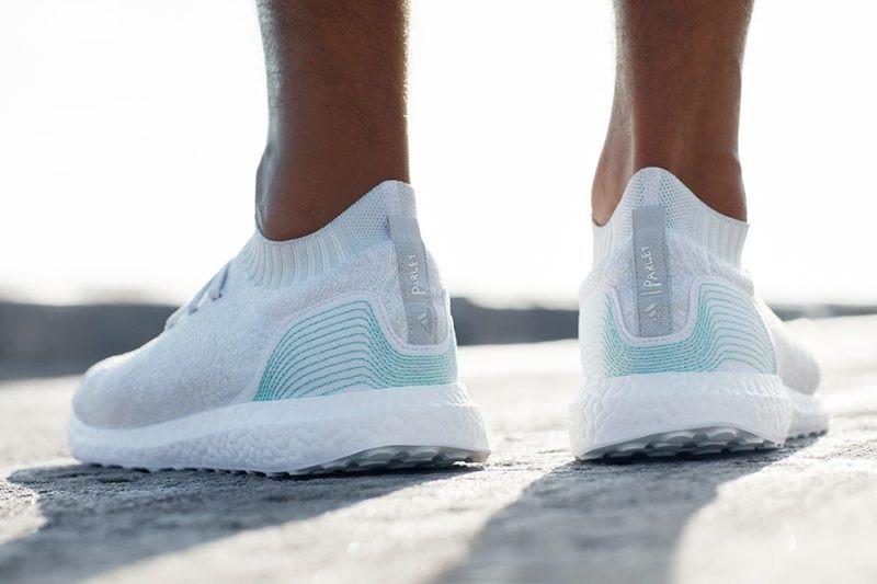Ekologiczne obuwie marki Adidas milion par butów ze śmieci