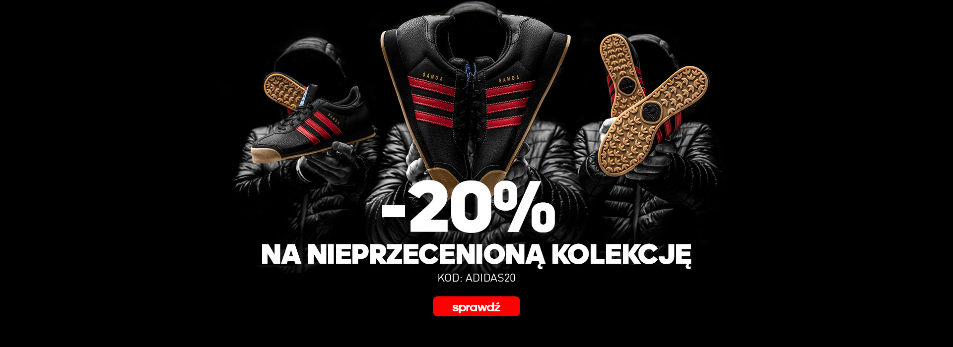 Sklep sportowy Nike, Adidas Odzież i Buty Znanych Marek