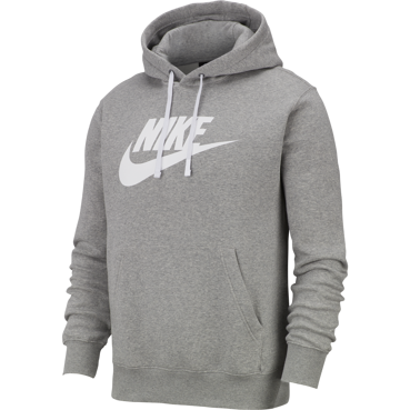 BLUZA MĘSKA NIKE NSW CLUB FLEECE SZARA BV2973-063