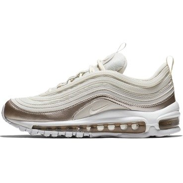 BUTY JUNIOR LIFESTYLE NIKE AIR MAX 97 (GS) BEŻOWE 921523-002