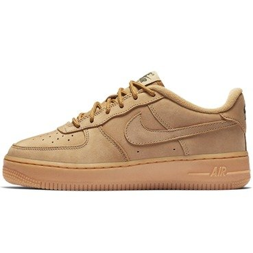 Buty juniorskie Nike Air Force 1 Winter Premium (GS) Flax 943312 200
