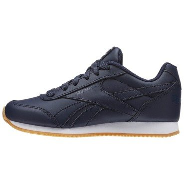 Buty juniorskie Reebok Royal Classic Jogger 2.0 Collegiate Navy/Gum BS8014