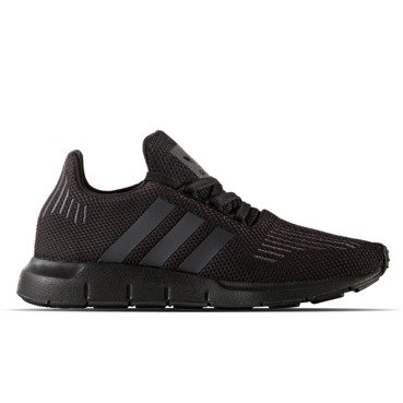 Buty juniorskie adidas Swift Run Junior Core Black CM7919