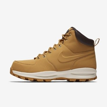 Buty męskie Nike Manoa Leather Haystack/Brown 454350 700