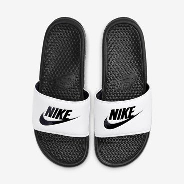 Klapki Nike Benassi Just Do It 343880 100