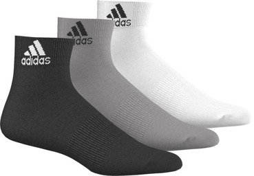 Skarpety adidas Per Ankle T 3 Per Pack AA2322