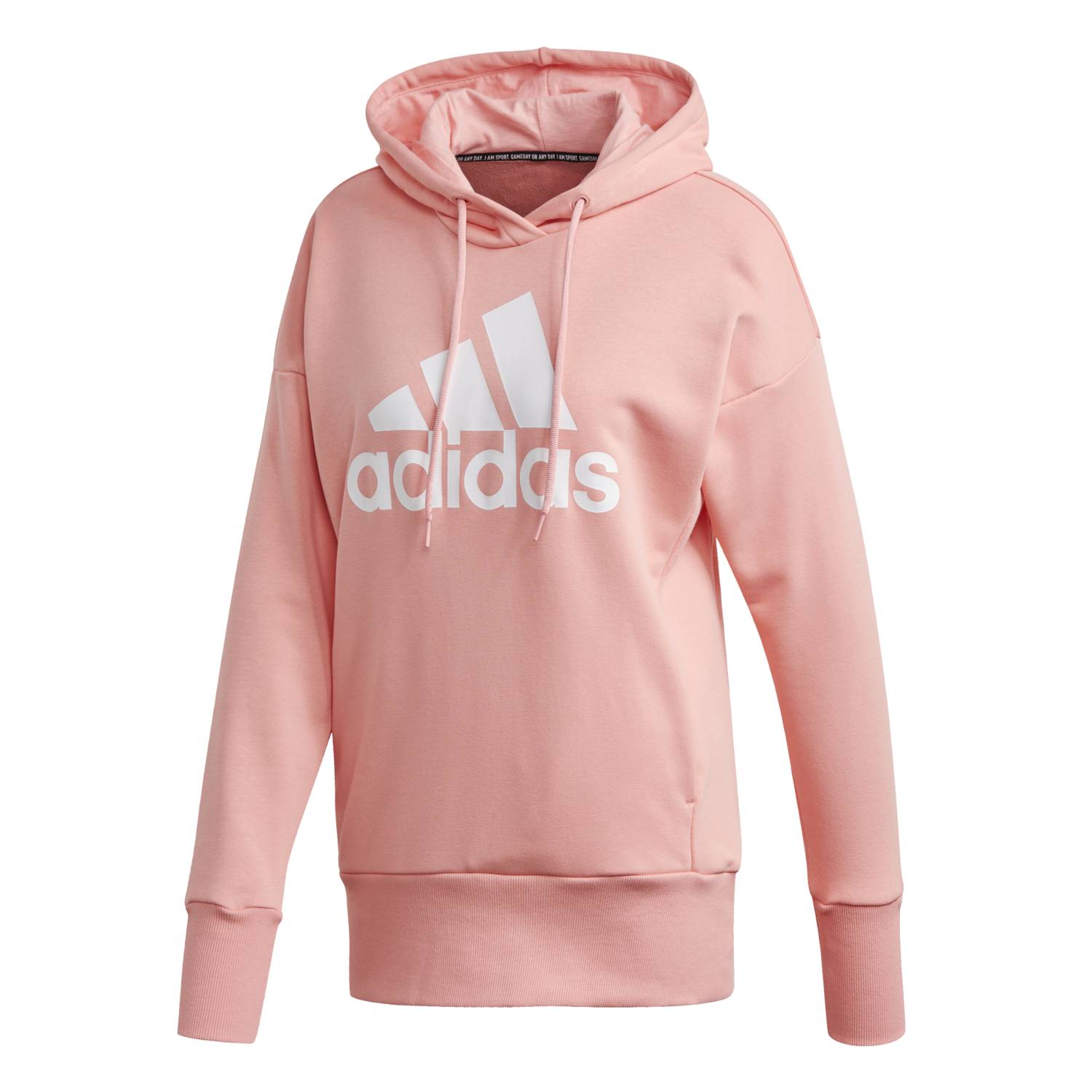 Bluza damska adidas Badge of Sport Long Hoodie