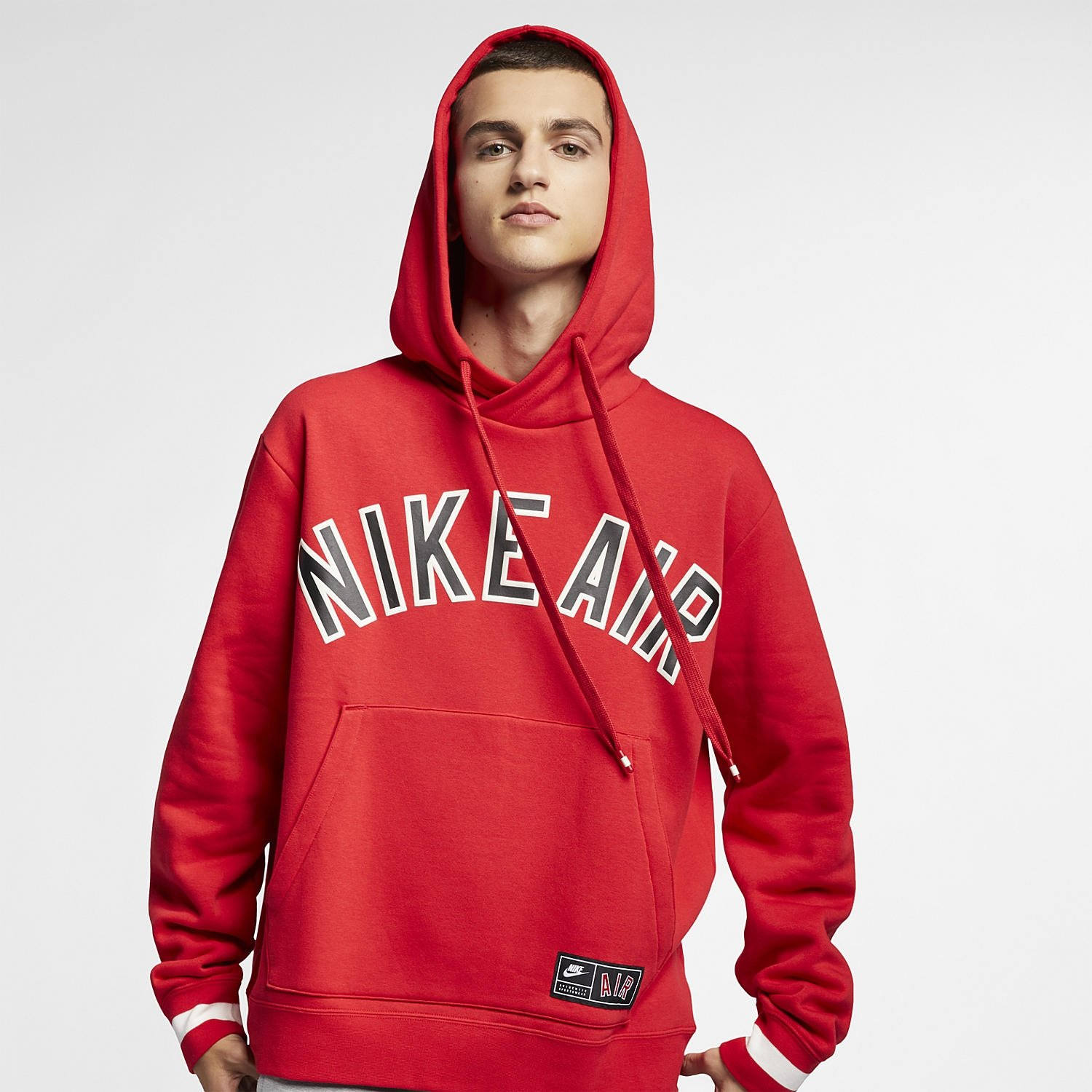 NIKE AIR HOODIE FLEECE | AR1817 010 | Bluza męska | Kolor