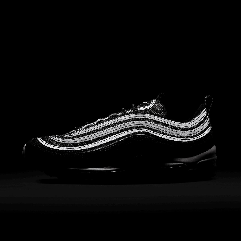 Buty męskie sneakersy Nike Air Max 97 921826 001   czarne