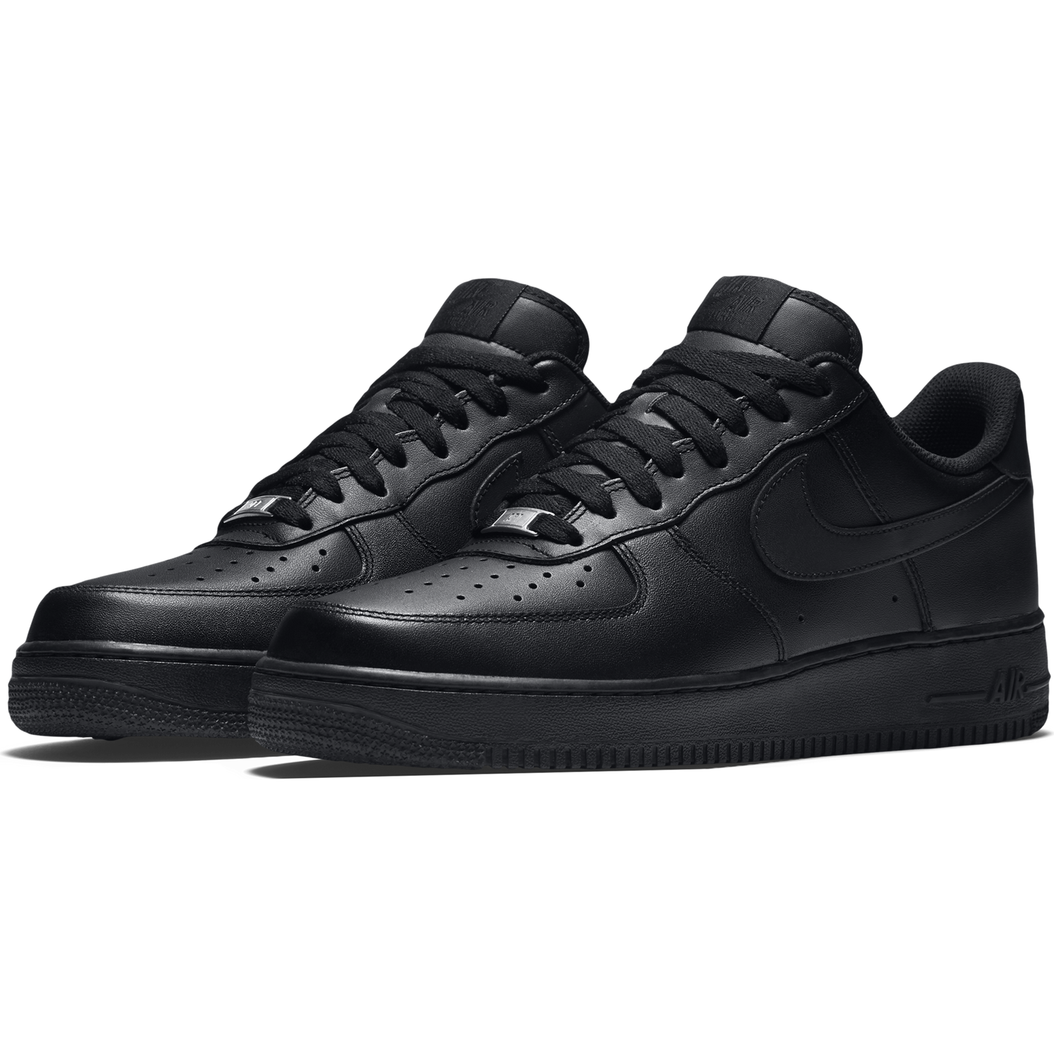 Buty Męskie Nike Air Force 1 MAX BLACK