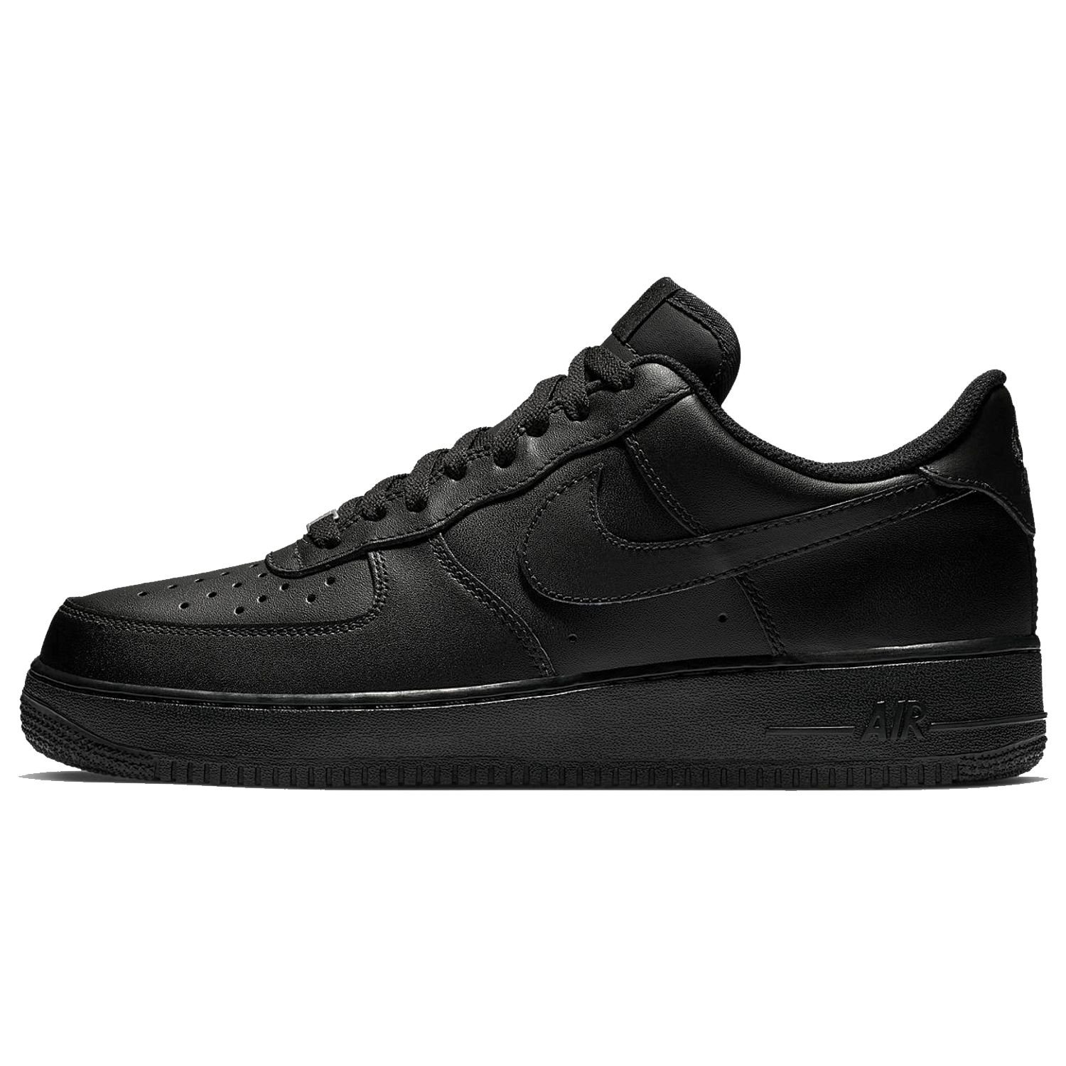 air force nike czarne meskie