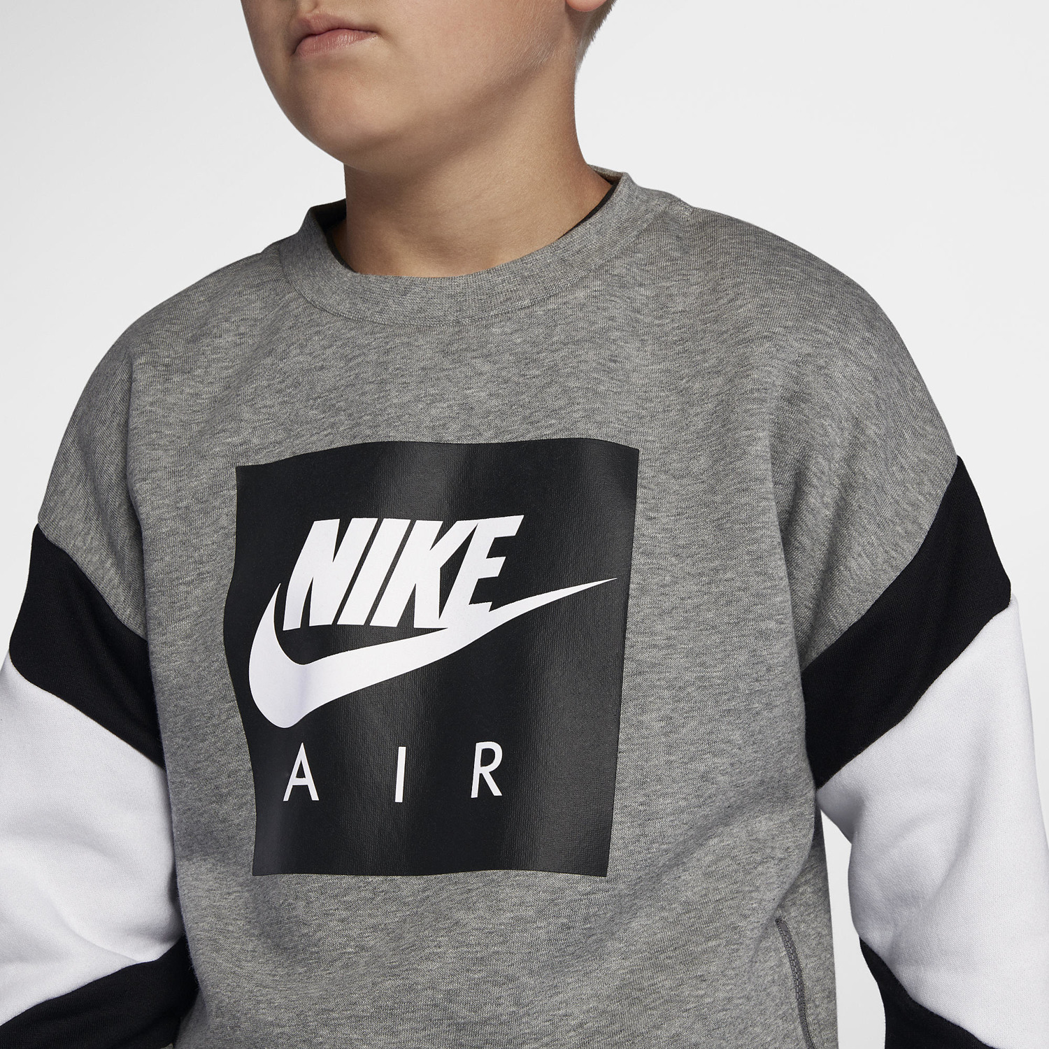 Bluzka juniorska Nike Air AJ0114 063