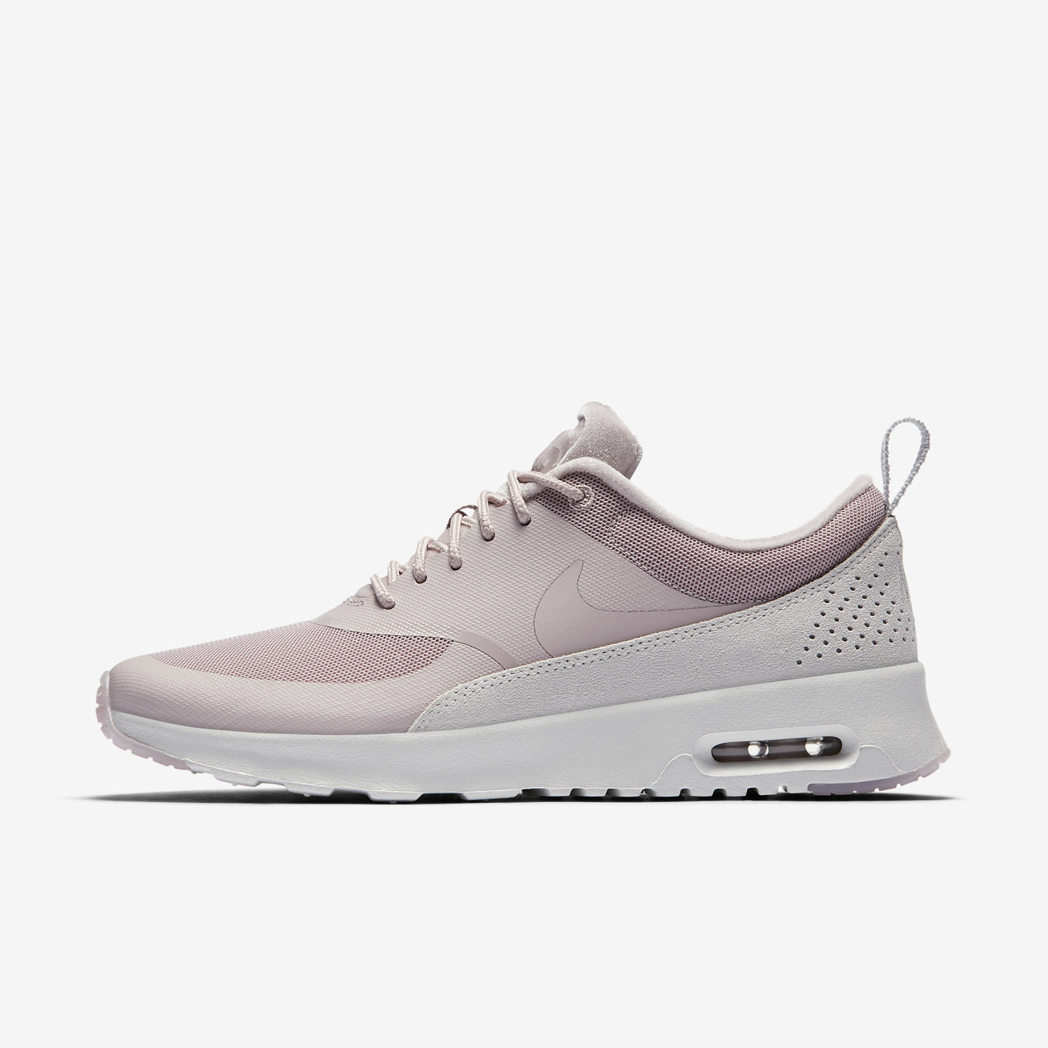 buty damskie nike air max thea lx particle rose vast grey. Black Bedroom Furniture Sets. Home Design Ideas