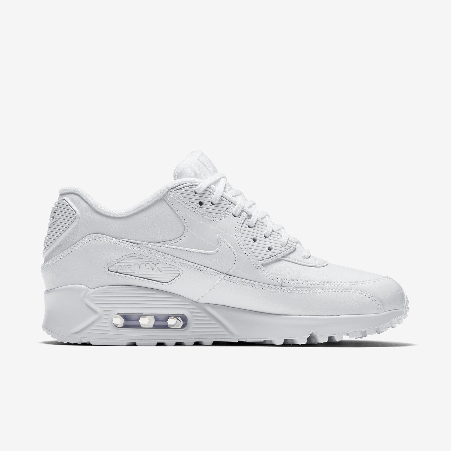 air max 90 white damskie