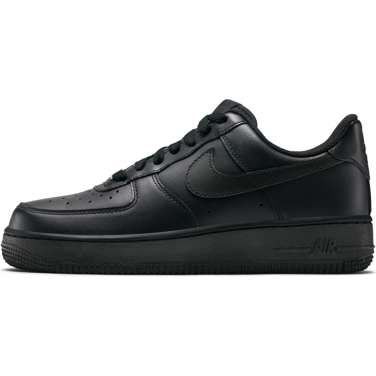 nike czarne air force