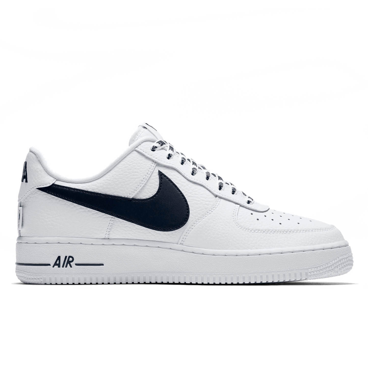 nike air force 1 low czarno białe