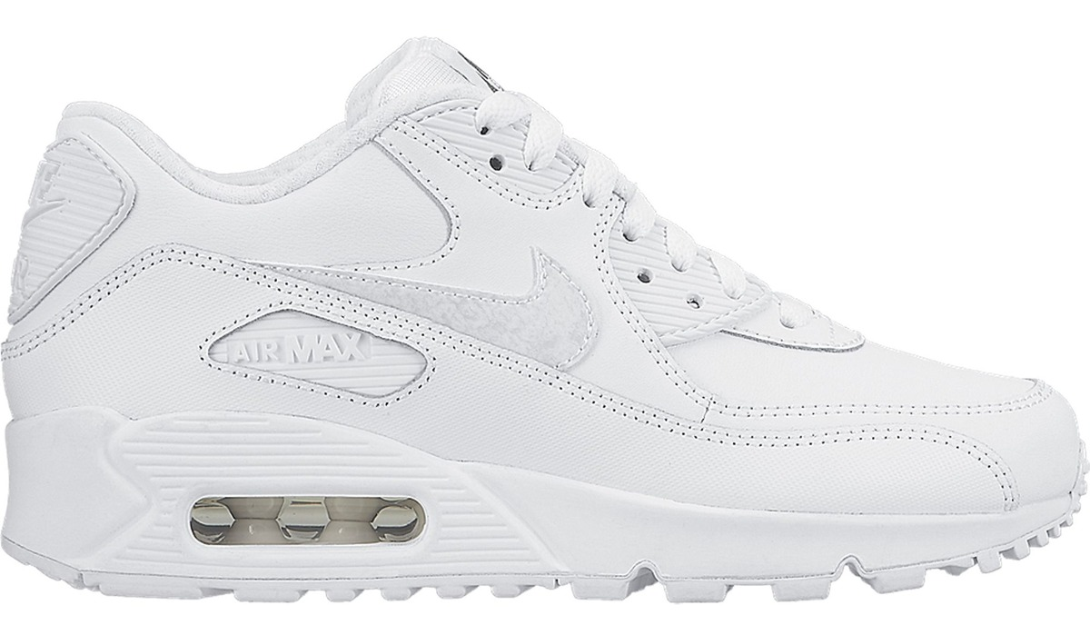 finest selection 6662d 74593 nike air max 90 white pl