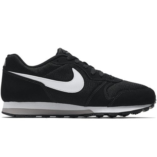 BUTY JUNIOR NIKE MD RUNNER 2 CZARNE 807316-001 (GS)