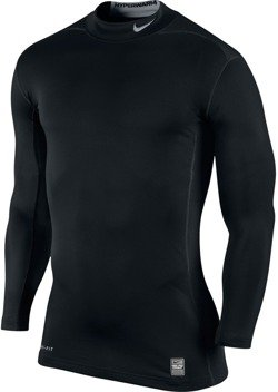 Koszulka NIKE HYPERWARM DRI-FIT COMP MOCK 2.0 547825 010