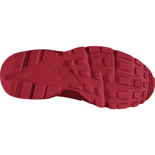 Nike Huarache Run (GS) University Red 654275 600