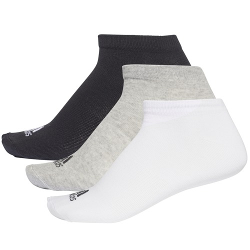 SKARPETY UNISEX ADIDAS PERFORMANCE NO-SHOW THIN SOCK MULTIKOLOR AA2313